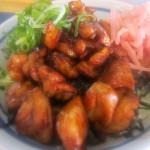 鶏バター丼